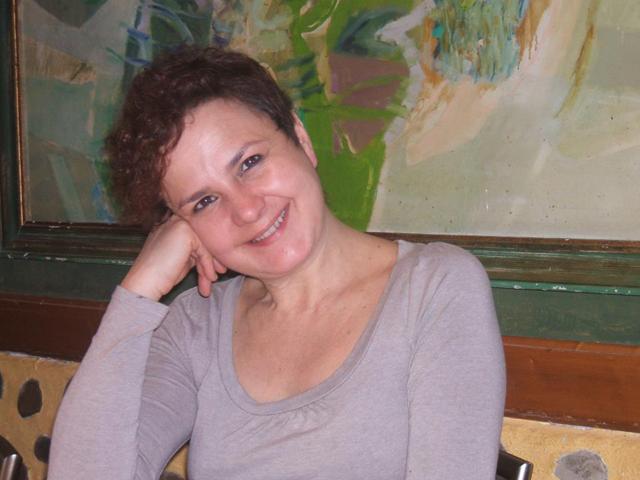 Rosana Crispim da Costa poetessa brasiliana